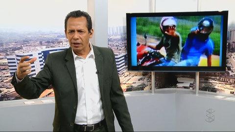 Augusto José denuncia bandidagem na ponte sobre o rio Madeira (VÍDEO)