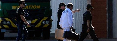 Polícia apreende pendrives e anotações em cela de Geddel