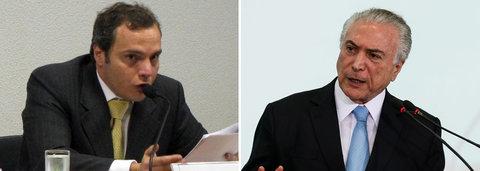 STF autoriza inclusão de delação de Funaro em investigação contra Temer