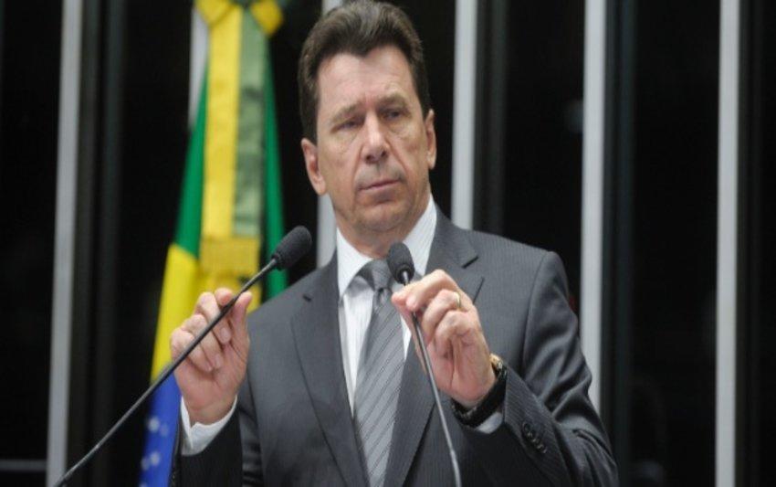 STF determina que senador Ivo Cassol cumpra pena de imediato
