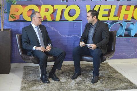 Concurso de Redação e 35 anos da Ameron são abordados na TV Gazeta