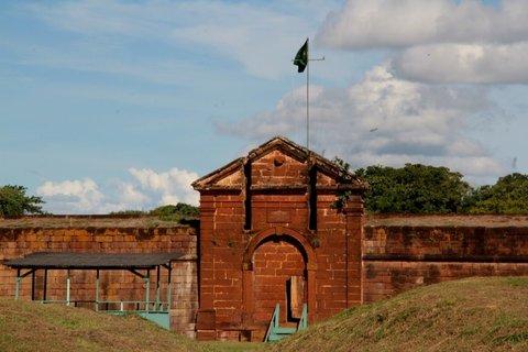 Forte Príncipe da Beira está entre as 18 fortificações brasileiras candidatas a patrimônio da humanidade reconhecido pela Unesco