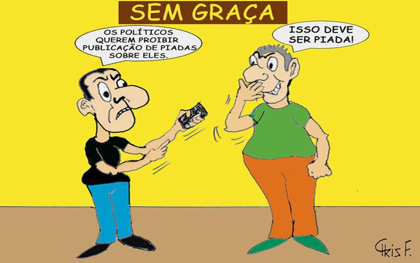 Mudança na Lei Eleitoral e a sátira aos políticos - Por Marcelo Freire