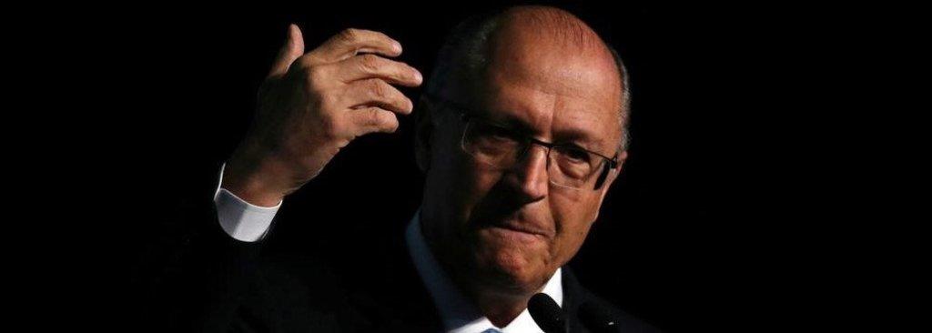 Alckmin: só falta jogar a toalha  - Gente de Opinião