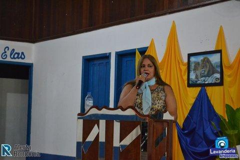 Lions Clube de Ariquemes Centro empossa nova Diretoria