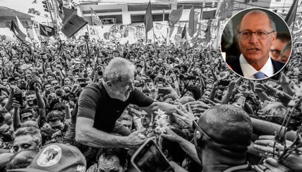 Alckmin sob pressão - Gente de Opinião