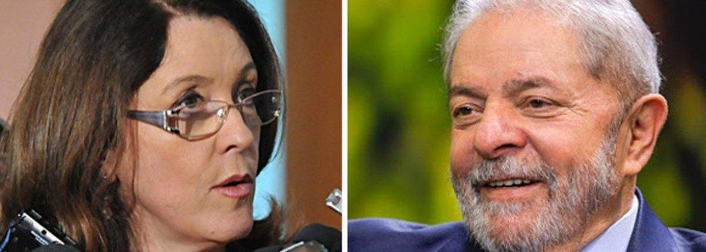 Helena Chagas diz que Lava Jato pretende manter Lula preso até as eleições  - Gente de Opinião