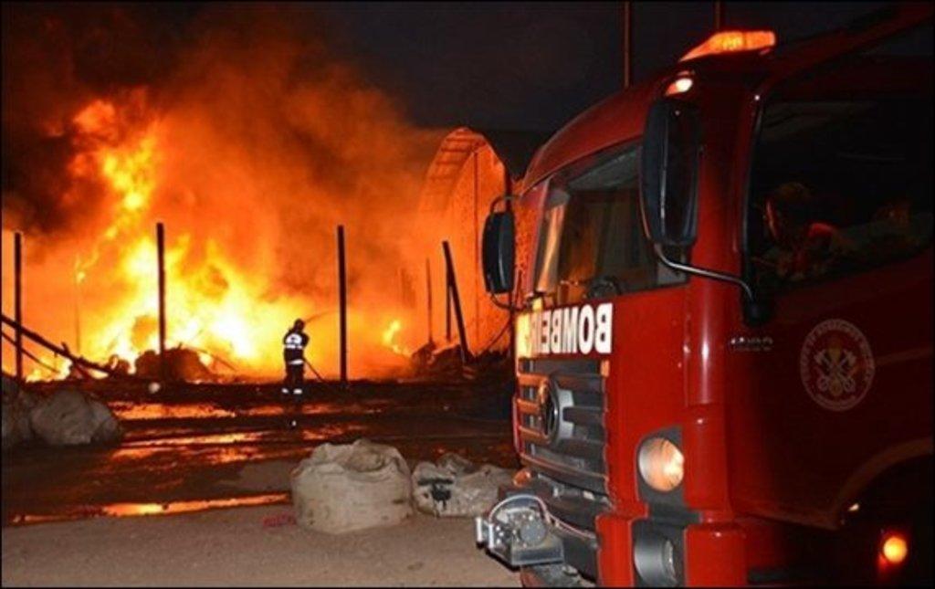 Corpo de Bombeiros alerta sobre os cuidados com instalação elétrica, para evitar incêndios - Gente de Opinião