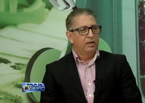 Francisco Helder - Presidente da FAPERO (VÍDEO)