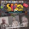 O Festival de cultura pop 'Sesc HQ' acontece dias 29 e 30 de junho