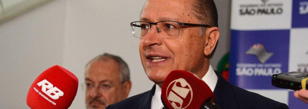 Alckmin tem 1% de intenção espontânea de votos - Gente de Opinião