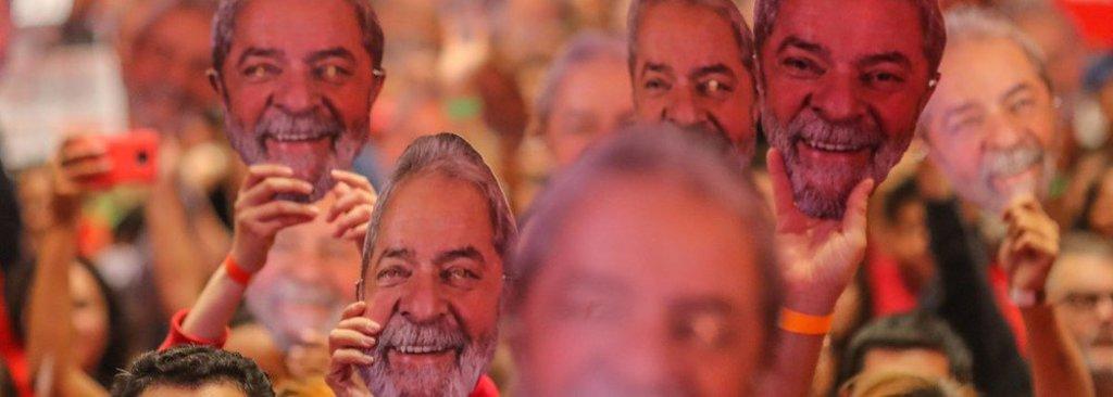 Pesquisa Ibope: Lula disparado na frente, com 33%; todos os demais somados têm 36%  - Gente de Opinião