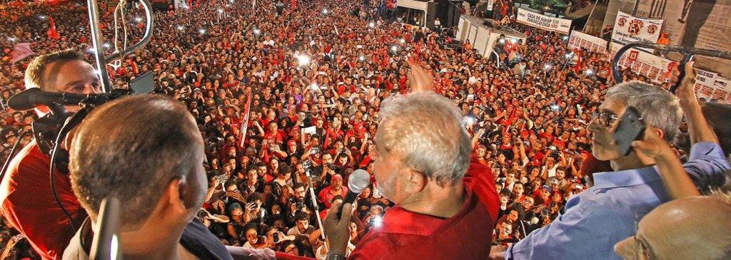 IBOPE: Lula dispara na preferência do eleitor paulista  - Gente de Opinião