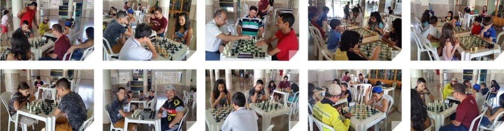 Confira o treino de hoje com os amigos do xadrez da capital - Gente de Opinião