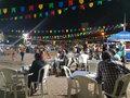 Arraial Solidário do MPRO arrecada mais de 270 quilos de alimentos para obras sociais