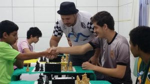 Federação Rondoniense de Xadrez, atua em prol do incentivo do esporte - Gente de Opinião