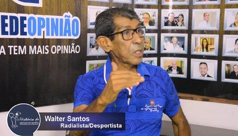 A ATUAÇÃO DA SELEÇÃO BRASILEIRA NA VISÃO DE WALTER SANTOS, O ÍCONE DO ESPORTE RONDONIENSE