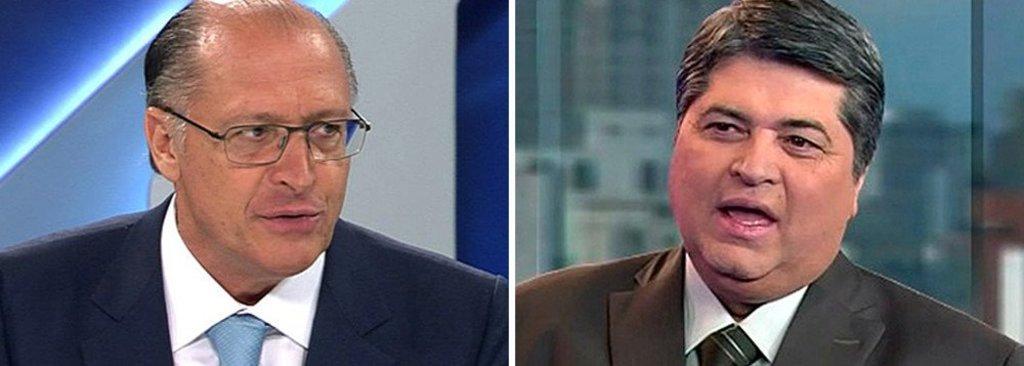 Datena diz que não votará em Alckmin  - Gente de Opinião