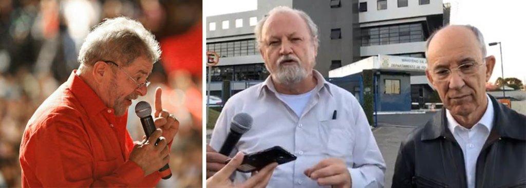 """Lula: """"sou candidato até as últimas consequências. Custe o que custar"""" - Gente de Opinião"""