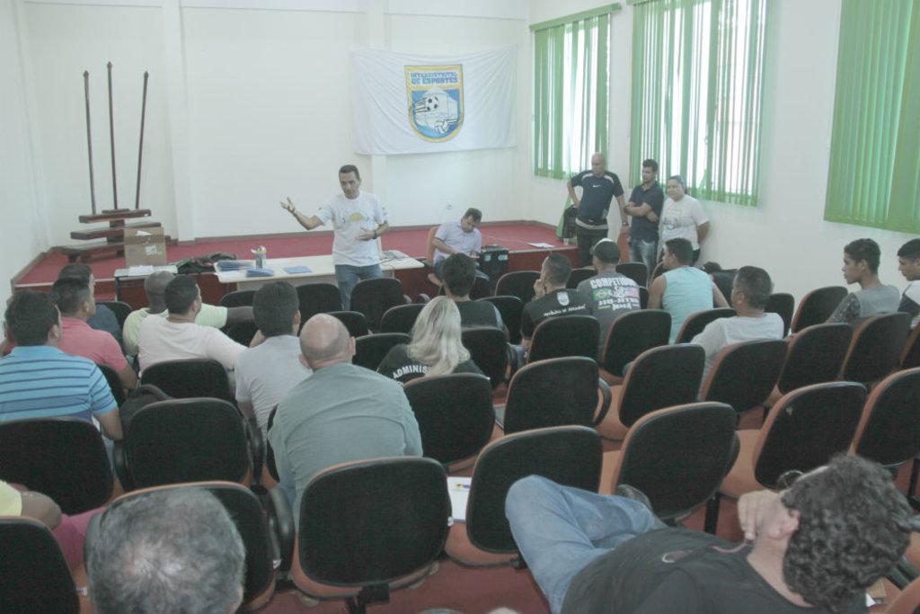Campeonato interdistrital de Porto Velho inicia no dia 02 de agosto - Gente de Opinião