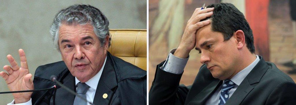 Marco Aurélio, do STF, diz que Moro agiu fora da lei contra Lula  - Gente de Opinião
