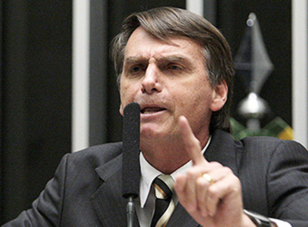 Bolsonaro, quem diria, acerta uma, ao advertir para o risco de intervenção militar - Por Carlos Henrique - Gente de Opinião