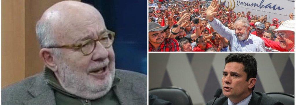 Kotscho: nas redes sociais, a disputa para presidente agora é entre Lula e Moro - Gente de Opinião