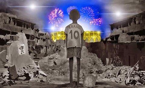 O Brasil é Hexacampeão - Por Professor Nazareno