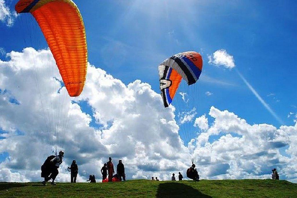 SETUR - Encontro Nacional de Pilotos de Parapente. Por Zekatraca - Gente de Opinião