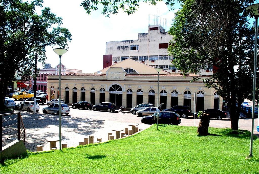 Prefeitura lança edital para ocupação dos boxes do Mercado Cultural - Gente de Opinião