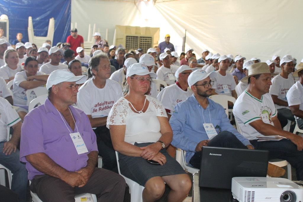 Seminário Regional do Café reúne produtores da região - Gente de Opinião
