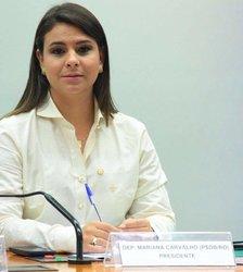 Avança projeto  de Mariana Carvalho que cria Semana de Prevenção à Microcefalia - Gente de Opinião