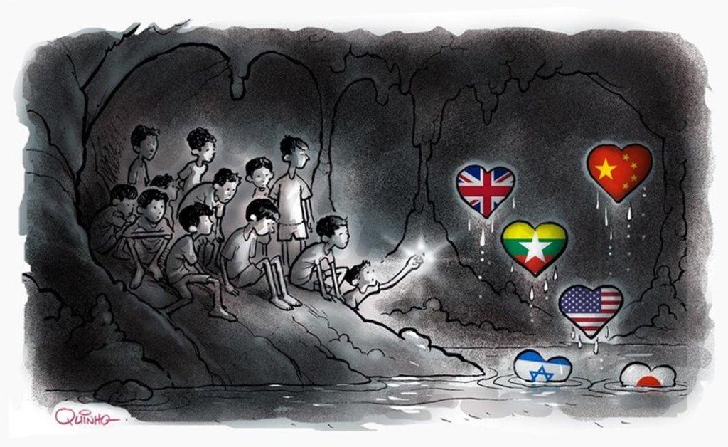A Tailândia é logo ali - Por Domingues Jr. - Gente de Opinião