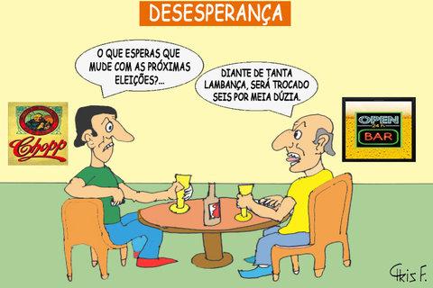 DESESPERANÇA