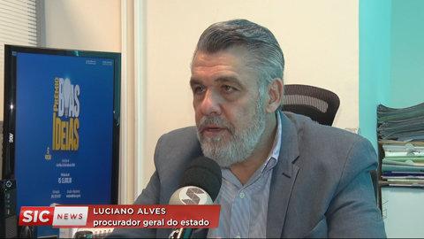 Luciano Alves é o novo secretário de administração de Rondônia (VÍDEO)