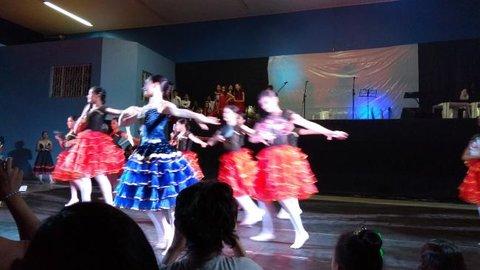 """Inscrições para balé da Escola Municipal de Música """"Laio"""" supera expectativas"""