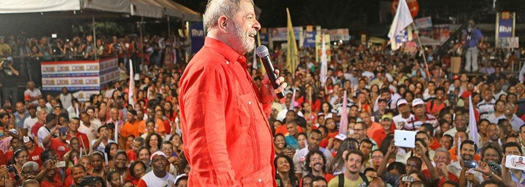 Apoio a Lula atinge maior patamar após vaivém jurídico, mostra XP/Ipespe - Gente de Opinião