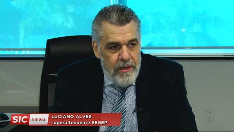 O DESAFIO DE LUCIANO ALVES; Concluir a transposição dos servidores de RO (VÍDEO)