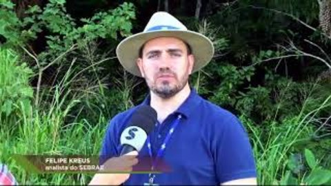 MONTE NEGRO-RO: Projeto orienta produtor de peixe a melhorar a renda (VÍDEO)