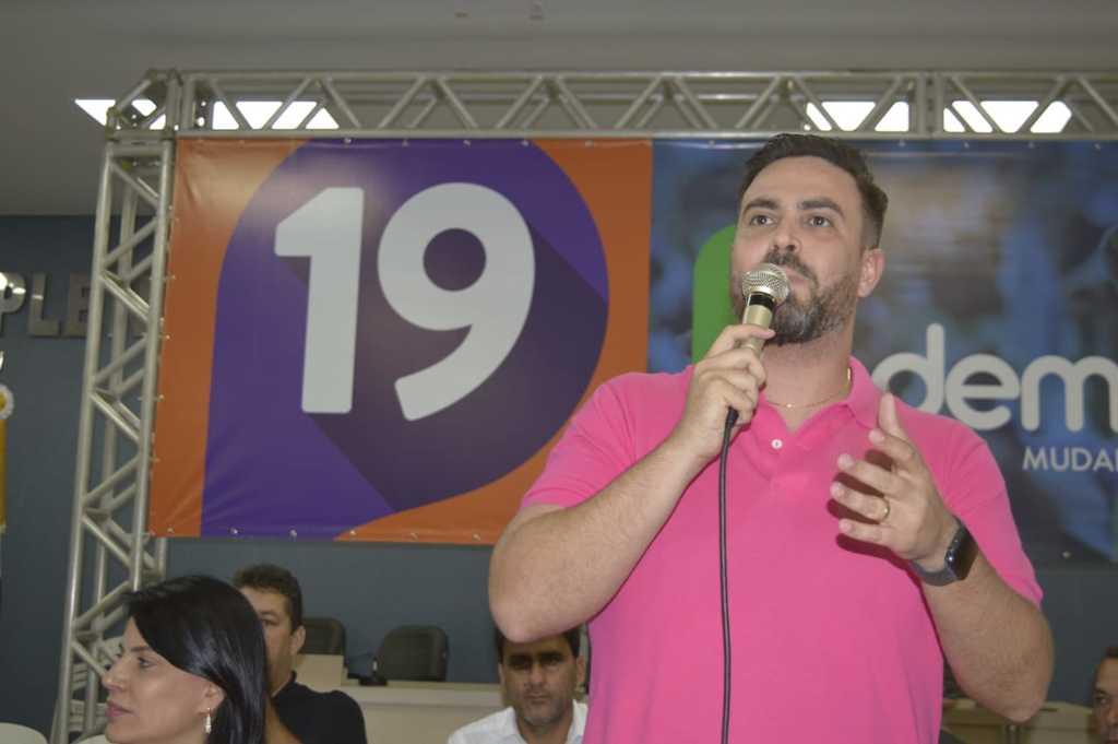 Podemos realiza pré-convenção no município de Cacoal - Gente de Opinião