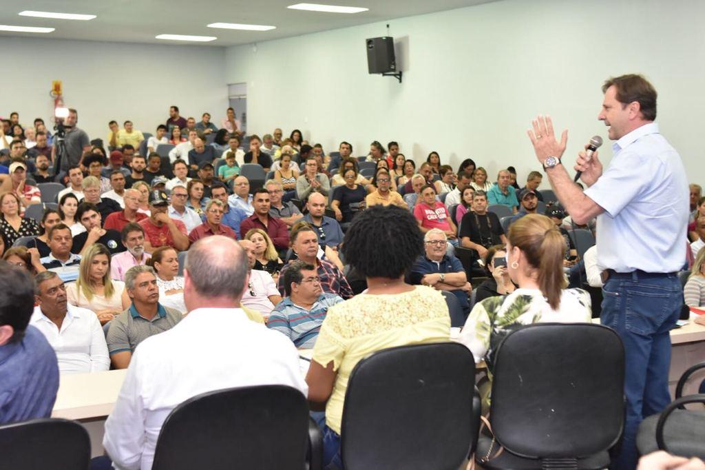 Acir reafirma candidatura e fortalece alianças - Gente de Opinião
