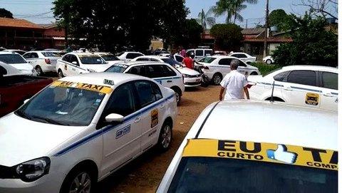 SEMTRAN notifica o SINTAX que iniciará fiscalização sobre taxi compartilhado e transporte irregular