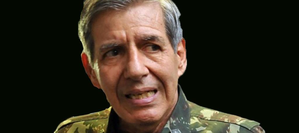 'Estou pronto para a missão', diz general Heleno, cotado para vice de Bolsonaro  - Gente de Opinião