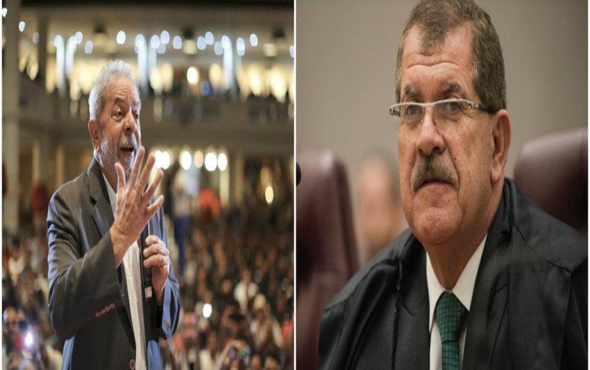 Vice-presidente do STJ nega liberdade a Lula