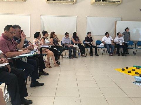 Secretários Executivos dos regionais da CNBB se encontram em Porto Velho(RO)