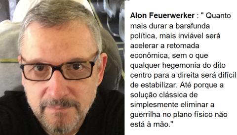 Guerrilha das esquerdas - Por Carlos Henrique