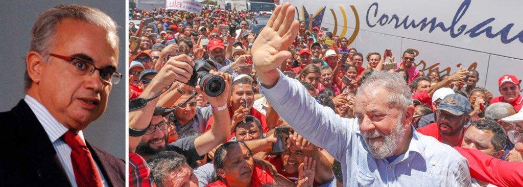 Coimbra, da Vox Populi: nome escolhido por Lula teria de 20% a 32%  - Gente de Opinião