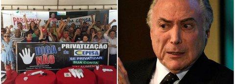 Eletricitários do Norte e Nordeste preparam greve de 48h contra privatização