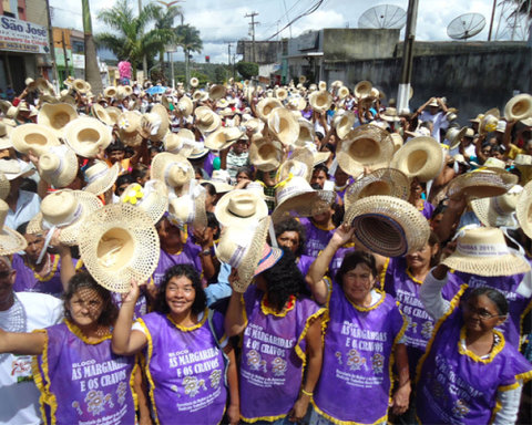 Marcha das Margaridas demonstra a importância do feminismo para construção de uma sociedade mais justa