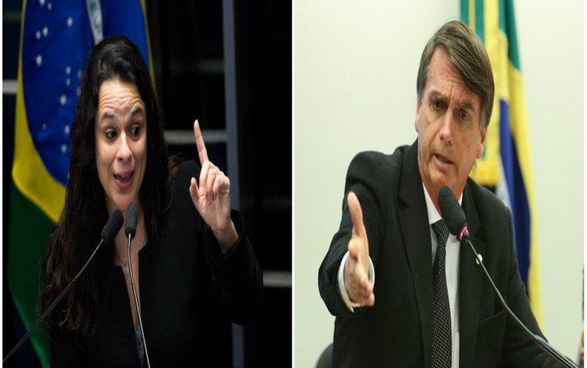 Janaína Paschoal deve ser anunciada como vice de Bolsonaro